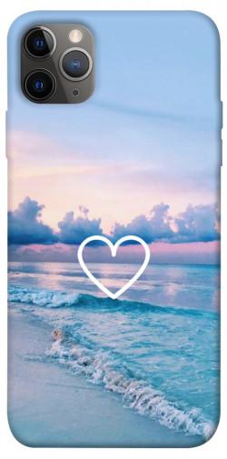"Чехол itsPrint Summer heart для Apple iPhone 12 Pro (6.1"")"