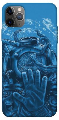"Чехол itsPrint Astronaut art для Apple iPhone 12 Pro (6.1"")"