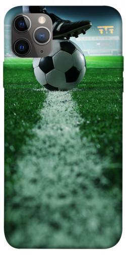 "Чехол itsPrint Футболист для Apple iPhone 12 Pro (6.1"")"