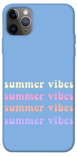 "Чехол itsPrint Summer vibes для Apple iPhone 12 Pro (6.1"")"