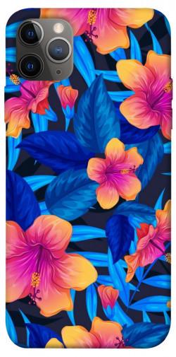 """Чехол itsPrint Цветочная композиция для Apple iPhone 12 Pro (6.1"""")"""