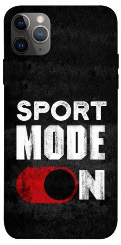 "Чехол itsPrint Sport mode on для Apple iPhone 12 Pro (6.1"")"