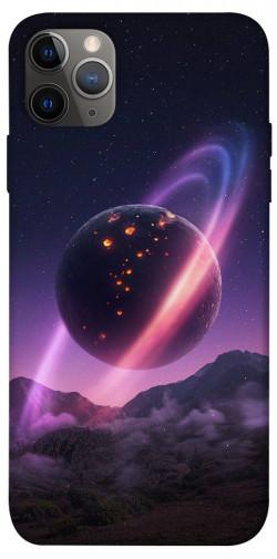 "Чехол itsPrint Сатурн для Apple iPhone 12 Pro (6.1"")"