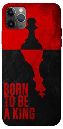 "Чехол itsPrint Born to be a king для Apple iPhone 12 Pro (6.1"")"