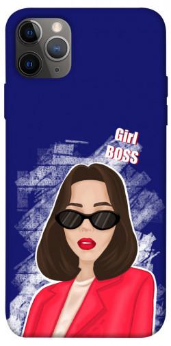 "Чехол itsPrint Girl boss для Apple iPhone 12 Pro (6.1"")"