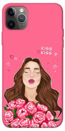 "Чехол itsPrint Kiss kiss для Apple iPhone 12 Pro (6.1"")"