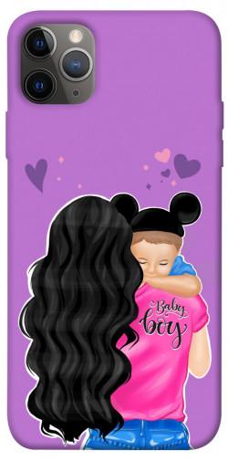 "Чехол itsPrint Baby boy для Apple iPhone 12 Pro (6.1"")"