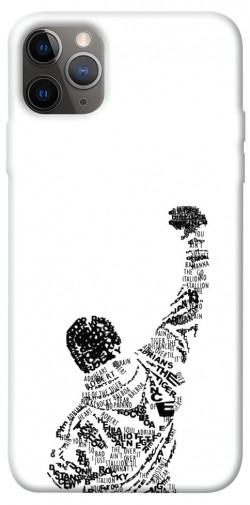 "Чехол itsPrint Rocky man для Apple iPhone 12 Pro (6.1"")"