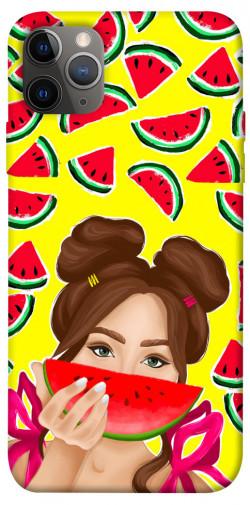 "Чехол itsPrint Watermelon girl для Apple iPhone 12 Pro (6.1"")"