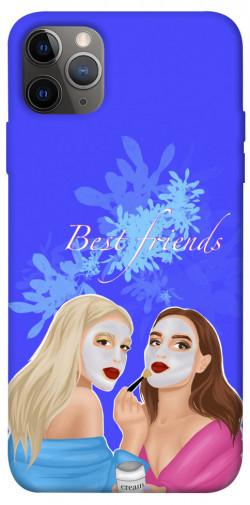 "Чехол itsPrint Best friends для Apple iPhone 12 Pro (6.1"")"