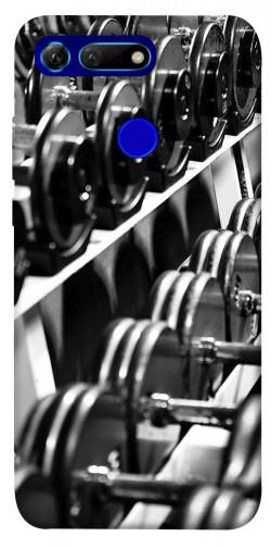 Чехол itsPrint Dumbbells для Huawei Honor View 20 / V20