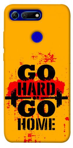 Чехол itsPrint Go hard для Huawei Honor View 20 / V20
