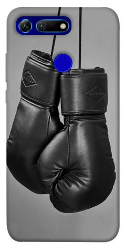 Чехол itsPrint Черные боксерские перчатки для Huawei Honor View 20 / V20