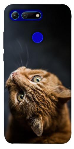 Чехол itsPrint Рыжий кот для Huawei Honor View 20 / V20