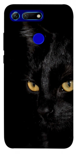 Чехол itsPrint Черный кот для Huawei Honor View 20 / V20