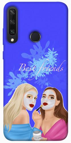 Чехол itsPrint Best friends для Huawei Y6p