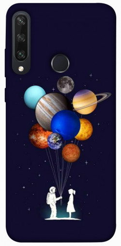 Чехол iPrint Галактика для Huawei Y6p