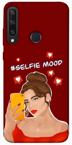 Чехол itsPrint Selfie mood для Huawei Y6p