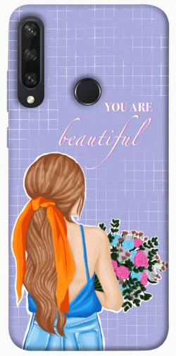 Чехол itsPrint You are beautiful для Huawei Y6p