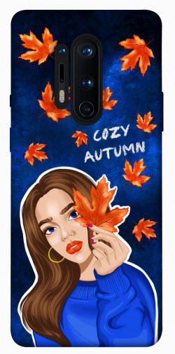 Чехол itsPrint Cozy autumn для OnePlus 8 Pro
