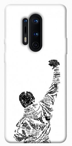 Чехол itsPrint Rocky man для OnePlus 8 Pro