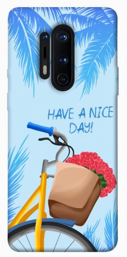 Чехол itsPrint Have a nice day для OnePlus 8 Pro