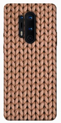 Чехол itsPrint Knitted texture для OnePlus 8 Pro