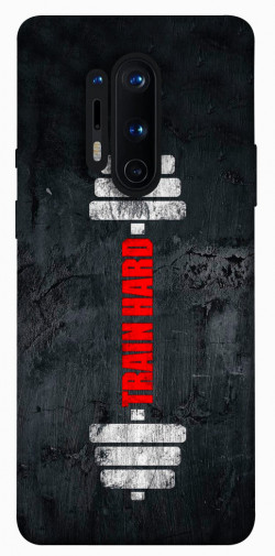 Чехол itsPrint Train hard для OnePlus 8 Pro