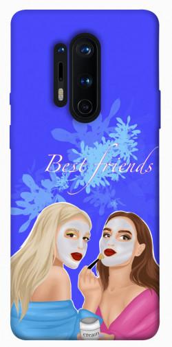 Чехол itsPrint Best friends для OnePlus 8 Pro