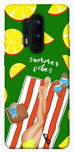 Чехол itsPrint Summer girl для OnePlus 8 Pro