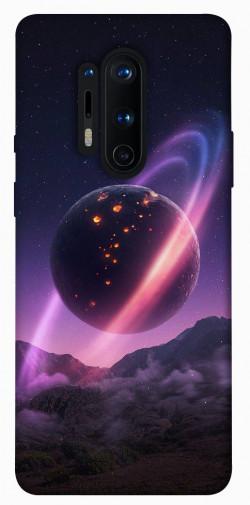 Чехол itsPrint Сатурн для OnePlus 8 Pro