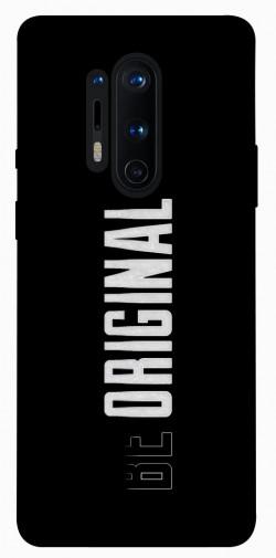 Чехол itsPrint Be original для OnePlus 8 Pro