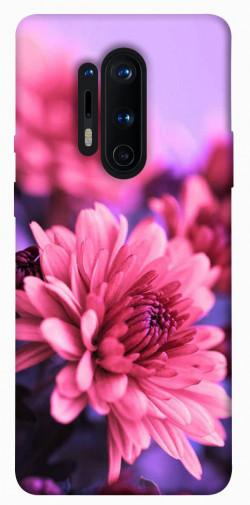 Чехол itsPrint Нежная хризантема для OnePlus 8 Pro