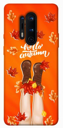 Чехол itsPrint Hello autumn для OnePlus 8 Pro