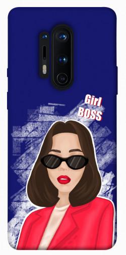 Чехол itsPrint Girl boss для OnePlus 8 Pro