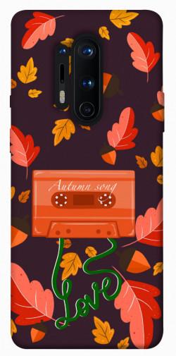 Чехол itsPrint Autumn sound для OnePlus 8 Pro