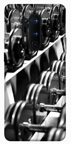 Чехол itsPrint Dumbbells для OnePlus 8 Pro
