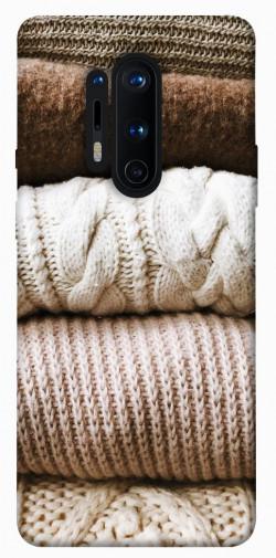 Чехол itsPrint Knitted aesthetics для OnePlus 8 Pro