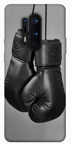 Чехол itsPrint Черные боксерские перчатки для OnePlus 8 Pro