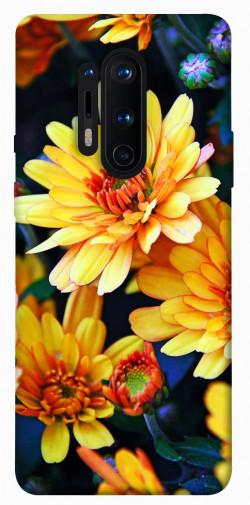 Чехол itsPrint Yellow petals для OnePlus 8 Pro