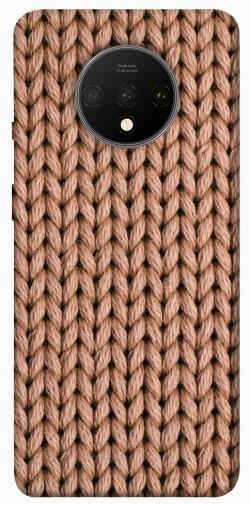 Чехол itsPrint Knitted texture для OnePlus 7T