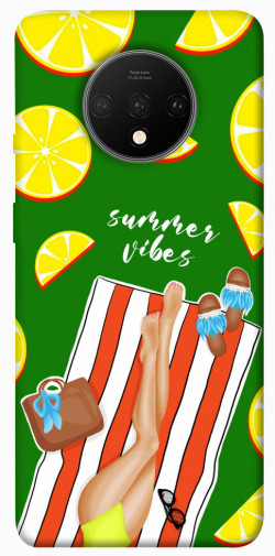 Чехол itsPrint Summer girl для OnePlus 7T