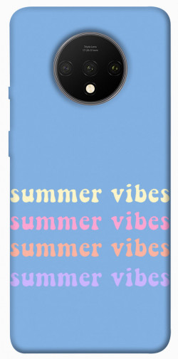 Чехол itsPrint Summer vibes для OnePlus 7T