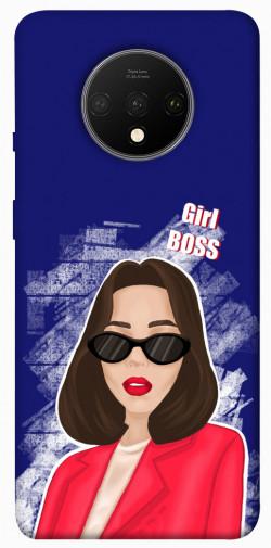 Чехол itsPrint Girl boss для OnePlus 7T