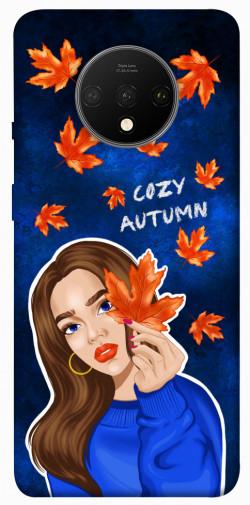 Чехол itsPrint Cozy autumn для OnePlus 7T