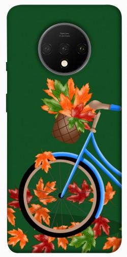 Чехол itsPrint Осенняя прогулка для OnePlus 7T