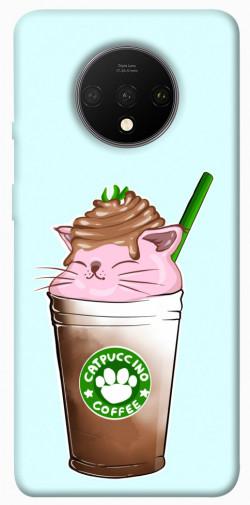 Чехол itsPrint Catpuccino для OnePlus 7T