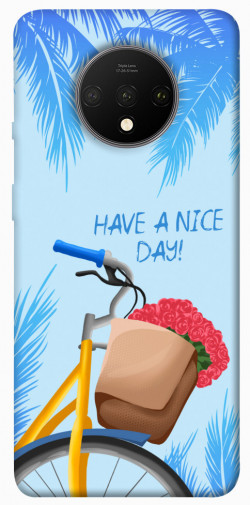 Чехол itsPrint Have a nice day для OnePlus 7T