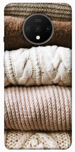 Чехол itsPrint Knitted aesthetics для OnePlus 7T