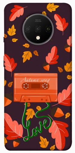 Чехол itsPrint Autumn sound для OnePlus 7T